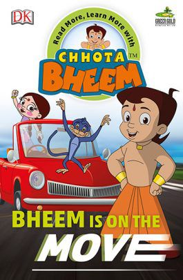 Bheem is on the Move