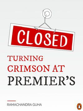 Turning Crimson At Premier's - Penguin India
